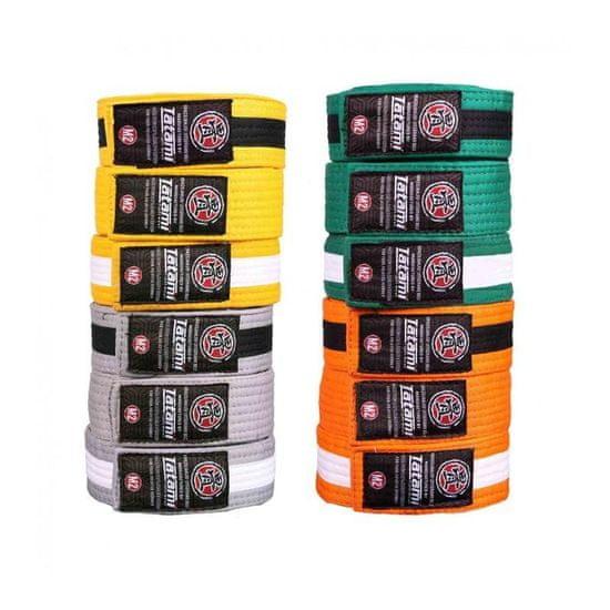 TATAMI Dětské pásky IBJJF - zelený