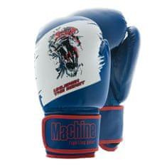 MACHINE Boxerské rukavice Machine BEAST - modré