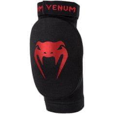 VENUM Chrániče lakťov Venum - čierno/červené
