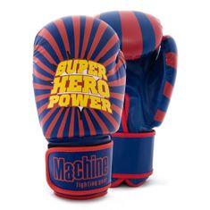 MACHINE Boxerské rukavice Machine Super Hero Power