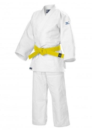Dětské kimono judo Mizuno KOMODO - bílé