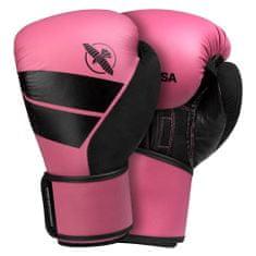 Hayabusa Boxerské rukavice S4 - růžové + bandáže