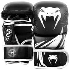 VENUM MMA Sparring rukavice VENUM CHALLENGER 3.0 - černo/bílé