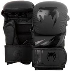 MMA Sparring rukavice VENUM CHALLENGER 3.0 - černo/černé