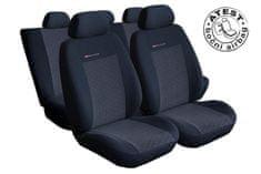 SIXTOL Autopotahy Dacia Lodgy od r. 2012, 7 míst, antracit