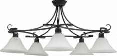 Sandria Nowodvorski Stropní svítidlo 3528 FLORES V stropní