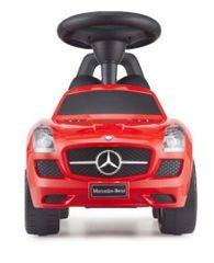 COIL Odrážedlo Mercedes sls červená