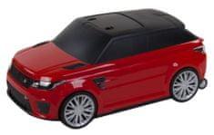 COIL Odrážedlo Range Rover červený kufr
