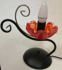 Sigma SIGMA Stolní lampa 48517 PIANO červená
