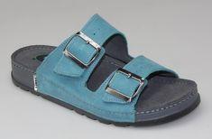 SANTÉ Zdravotní obuv dámská vycházková N/211/1/87/CP tyrkys