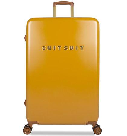 SuitSuit TR-7107/3-L – Fab Seventies potovalni kovček, Lemon Curry