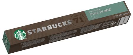 Starbucks by Nespresso® Pike Place Roast 12 x 10 kapszula