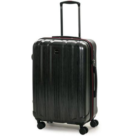 Rock TR-0201/3-M PC potovalni kovček, charcoal/oglje