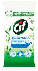 Cif Nature Kúpeľňa čistiace obrúsky 36 ks