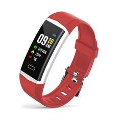 Smartomat Sprintband 2 Plus - červená, chytré hodinky s GPS (smartwatch)