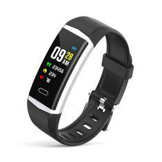 Smartomat Sprintband 2 Plus - černá, chytré hodinky s GPS (smartwatch)