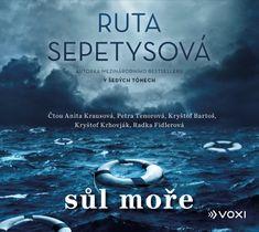 Sepetysová Ruta: Sůl moře - CD