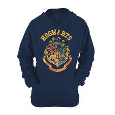 PHD Merchandise Dámská mikina Harry Potter - Znak Bradavic