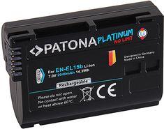 PATONA Baterie pro foto Nikon EN-EL15B 2040mAh Li-Ion Platinum (PT1302)