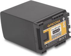 PATONA Baterie pro digitální kameru Canon BP-828 2670mAh Li-Ion (PT1195)