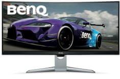 """BENQ monitor EX3501R 88,90 cm (35""""), zakrivljen"""