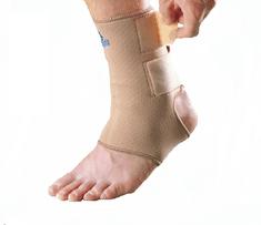Oppo Medical 1004 Ortéza hlezenní zapínání na suchý zip
