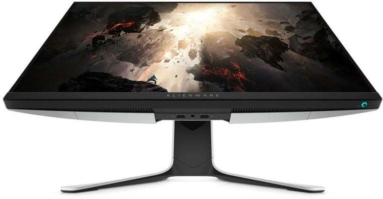 Dell Alienware AW2720HFA (210-AXVY) port USB HDMI DP wysoka rozdzielczość