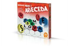 VISTA Mozaika Maxi / 3 Abeceda 110ks v krabici 35x29x7,5cm 4+