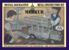 Merkur Stavebnice CLASSIC C01 v krabici 36x28x5cm