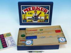 Merkur Stavebnice Classic C03 141 modelů v krabici 35,5x27,5x5cm