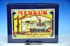 Merkur Stavebnice Classic C05 217 modelů v krabici 36x28x6cm