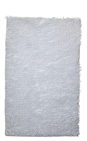 BO-MA Protiskluzová koupelnová předložka RASTA MICRO bílá 50x80