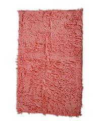 BO-MA Protiskluzová koupelnová předložka RASTA MICRO růžová
