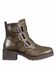 Evona Kotníkové boty na platformě