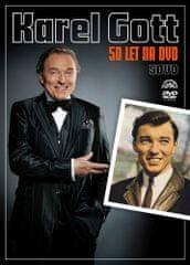Gott Karel: 50 let na DVD (5DVD) - DVD