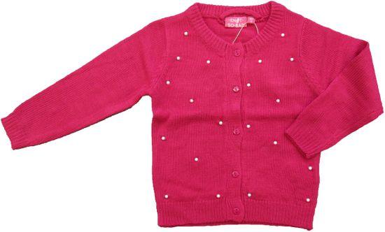 Carodel dívčí svetr 116, růžová