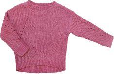 Carodel dívčí svetr pletený