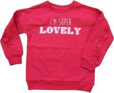 Carodel sweter dziewczęcy