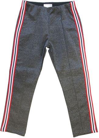 Carodel spodnie dziewczęce 128 szare
