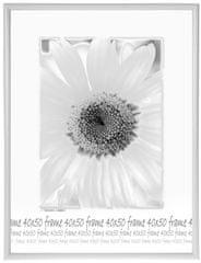 Tradag Fotorámeček 40x50 bílý plexi