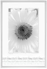 Tradag Fotorámeček 50x70 bílý plexi