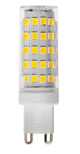 Sandria GTV LED žárovka G9 LD-G9P7W0-30 G9 SMD 7W 3000K