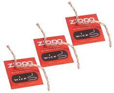 Zippo Zestaw zapalniczek 3-pak 16004