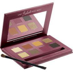 Bourjois Paletka očných tieňov 4 v 1 Beau Regard (Eyeshadow Palette)