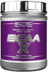 Scitec Nutrition BCAA-X 120kapsúl