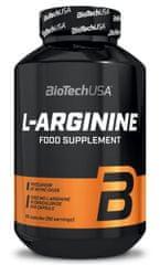 BioTech USA L-Arginine 90kapslí