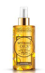 Bielenda SENSUAL OILS Argan + Vitamín C telový olej 150ml