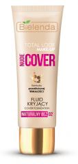 Bielenda TOTAL LOOK MAKE-UP Nude Cover plne krycí make-up 30g