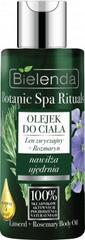 Bielenda BOTANIC SPA RITUALS hydratačný telový olej rozmarín 75ml