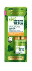Bielenda VEGE DETOX Brokolica + tekvica + prebiotik hydratačné pleťové sérum 15ml
